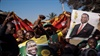 Zanu-PF supporters celebrates
