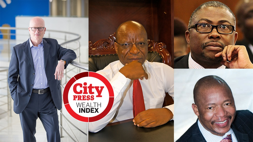 Some of SA's SOE bosses earn double what the highest-paid civil servants receive.