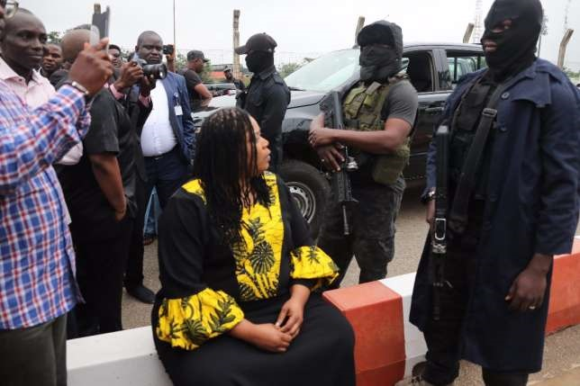 dss official fully armed with live ammunition_ord