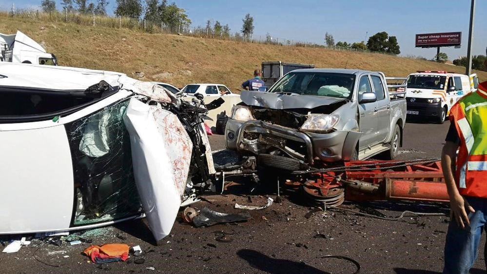Car Wrecks Today: Several Fatalities On KZN Roads