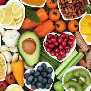Healthy food can make a big difference to your mood.