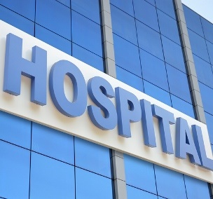 Rebuilding a derelict Gauteng hospital is going to be very expensive.