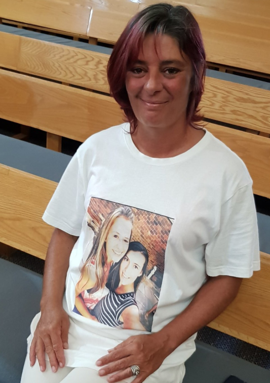Anna Hough, die vermoorde #Stella slagoffer Sharne