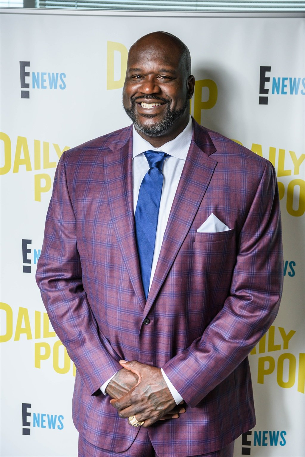 DAILY POP -- Shaquille O'Neal. Foto: Gallo Images/