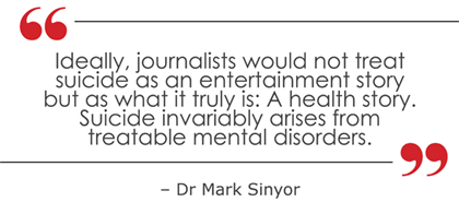 pull quote, suicide, mental health, health
