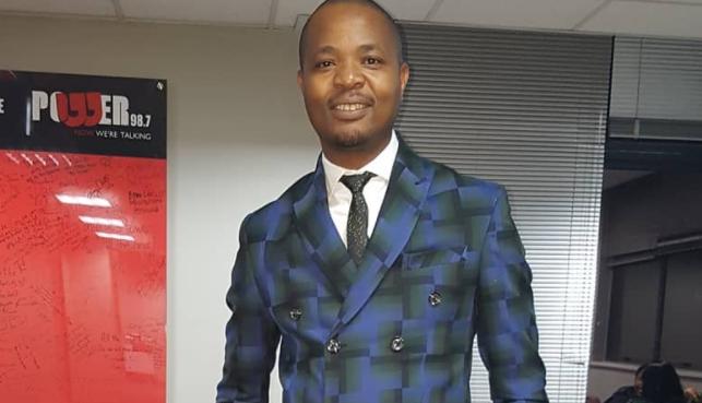 Power FM boss Given Mkhari