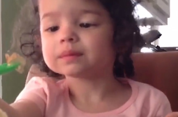 WATCH: This little picky eater's tactics will crack you up | Parent24