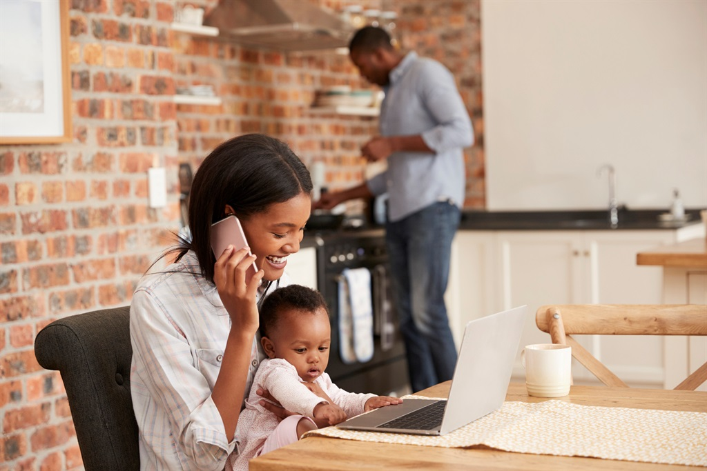 Fathers need to accept responsibility for their children – either by contributing financially or caring for their children while the mother works. Picture: iStock