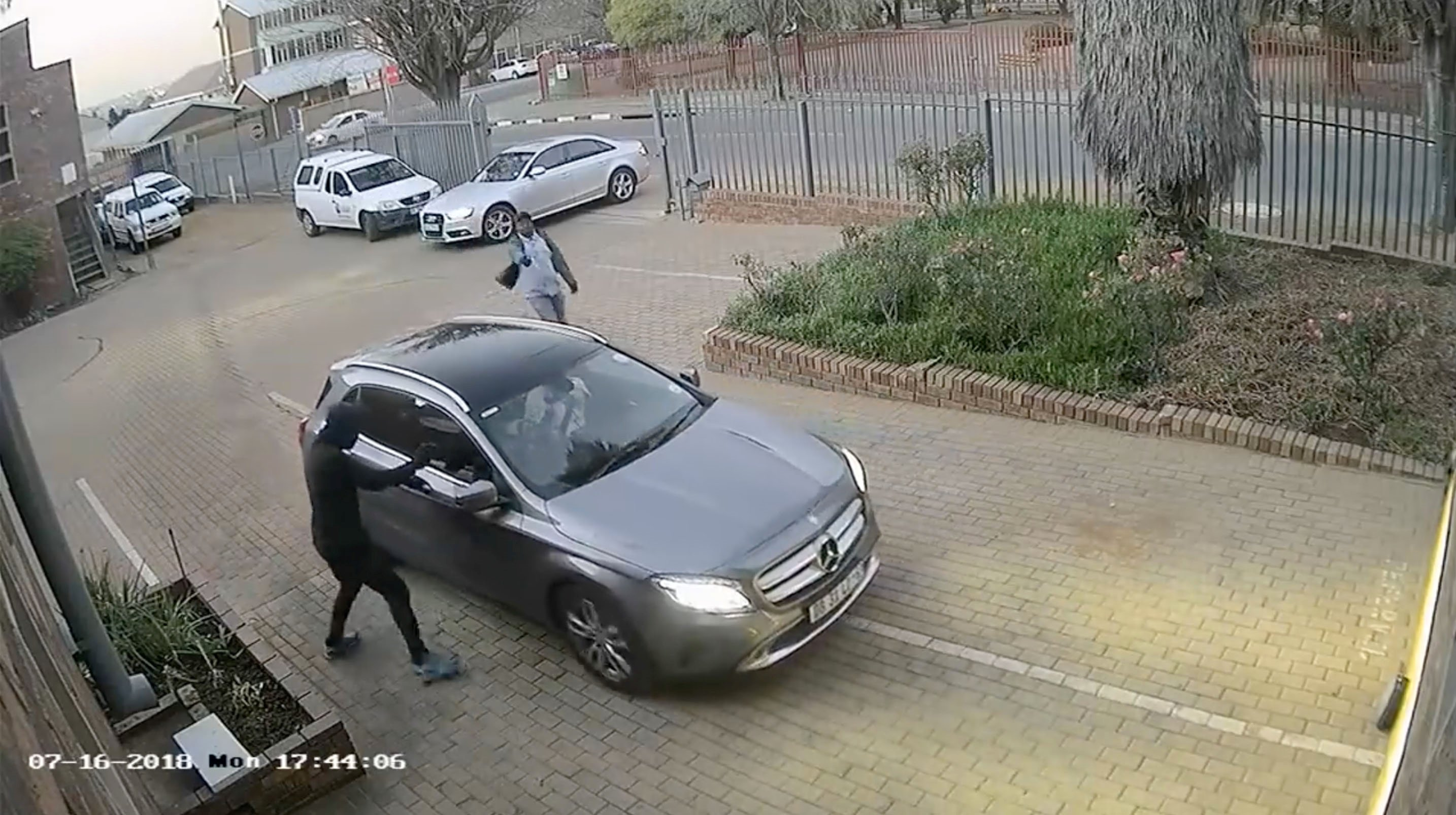 Image result for Nigerian Man dies inside his car after parking it
