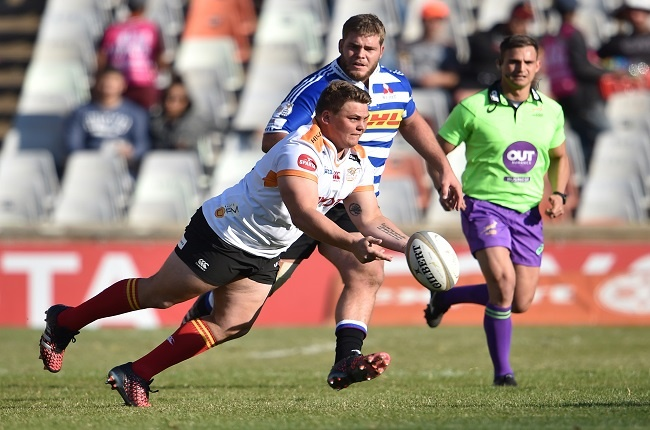 Reinach Venter's focus on hooker is paying dividends... (Gallo Images)