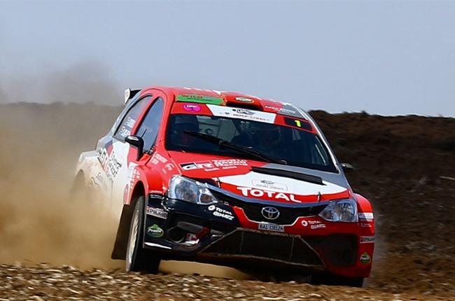 Toyota Gazoo Racing Class R4 Etios