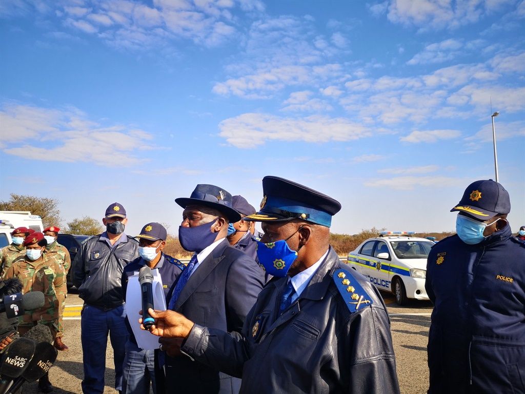 Policing has 'come at a cost' - 5 000 officers infected, 36 fatalities, says Bheki Cele - News24