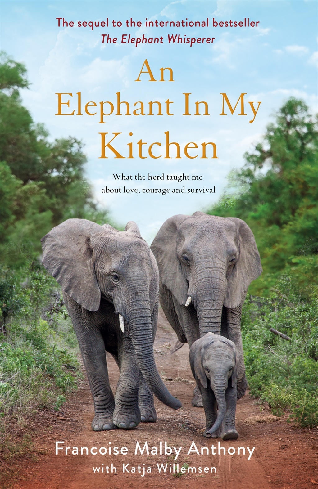 An Elephant In My Kitchen, published by Pan MacMillan.