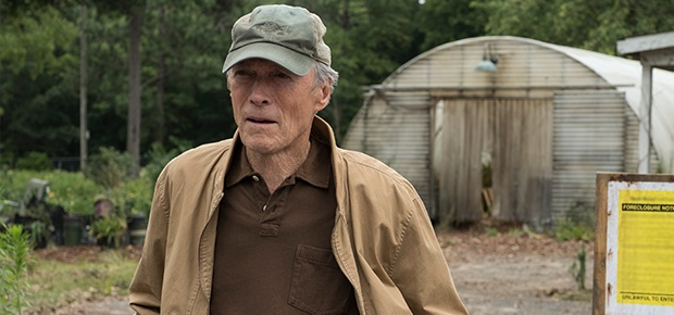 Clint Eastwood in a scene from The Mule. (AP)