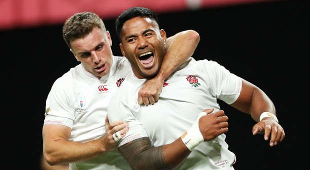 Manu Tuilagi (Photo by David Rogers/Getty Images)