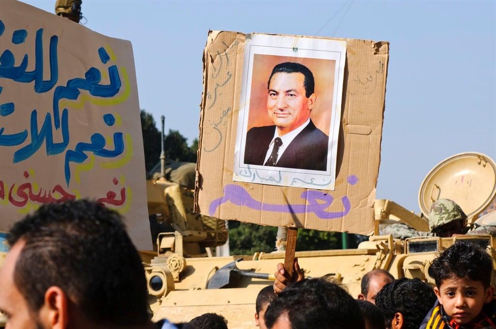 Hosni Mubarak (iStock)
