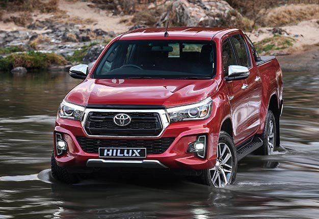 Toyota Expands Range With Updated Hilux New Looks New Derivatives