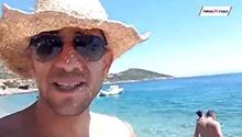 TRENDING: Twitter mocks racist beach rant with #AdamCatzavelosChallenge