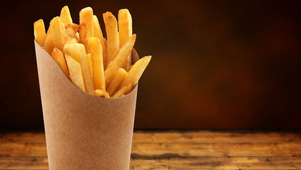 french fries, refined carbs