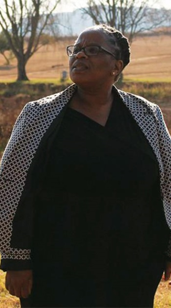 Richmond municipal Manager Bongiwe Mnikathi.