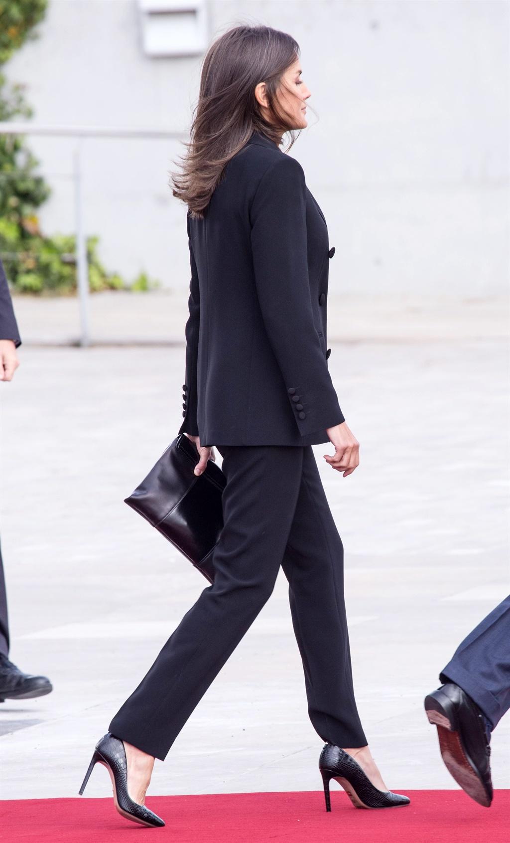 koningin Letizia van Spanje