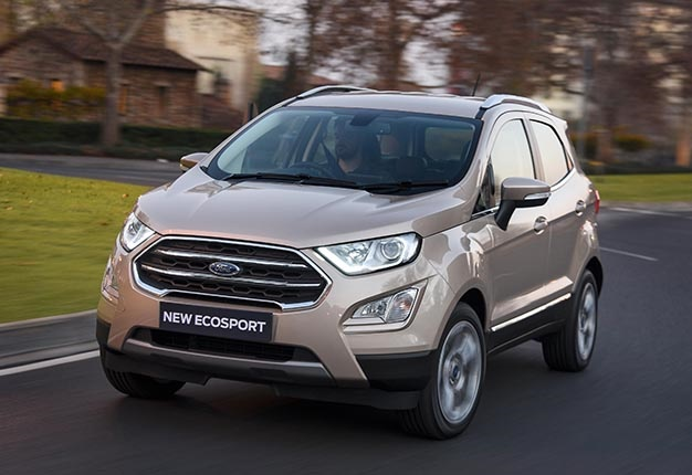 Review Ford S All New Ecosport Wheels24