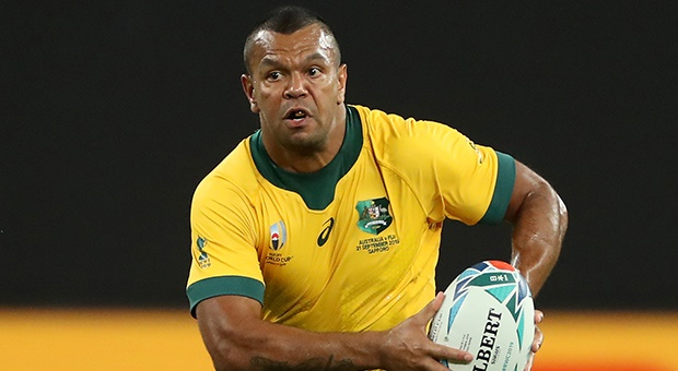 Kurtley Beale (Getty)
