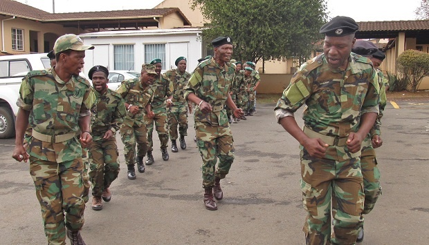 MK Vets have shut down several Midlands municipalities recently demanding jobs, tenders and houses.