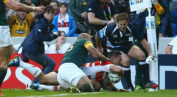 A second miracle? Japan v South Africa at RWC