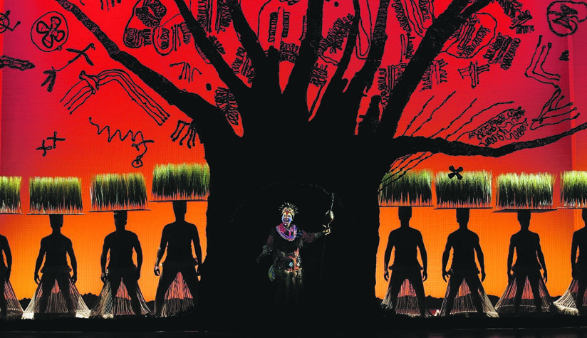 Soweto light shines on Broadway as The Lion King hits New