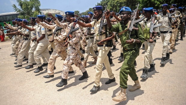 Under siege, Somalia moves to reform its army, pay troops