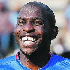 SuperSport United's Aubrey Modiba has advised Ke Yona players to remain grounded Picture: Lefty Shivambu / Gallo Images