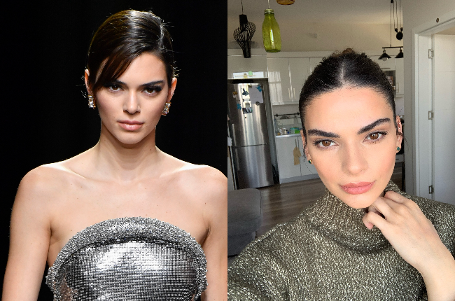 Teona Chachua's uncanny resemblance to  reality star Kendall Jenner (Photo: ASIA WIRE/MAGAZINEFEATURES.CO.ZA).