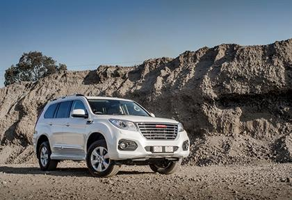 Haval S Luxury 7 Seat H9 Suv Makes Its Way To Sa Wheels24