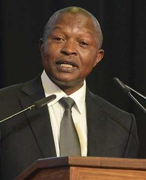 Deputy President David Mabuza.  (Photo: File, Gall