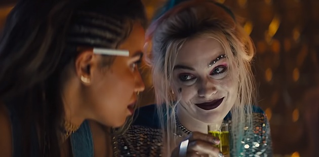 Margot Robbie as Harley Quinn in Birds of Prey