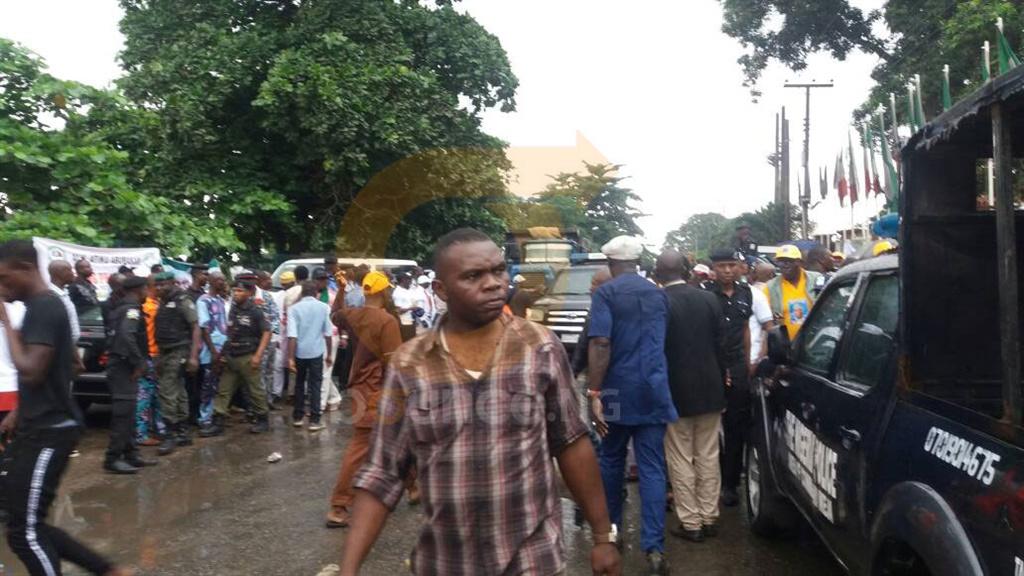 Atiku in Lagos