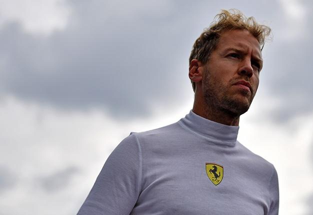 Vettel mistakes to cost Ferrari title - press