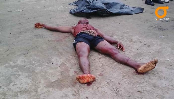 dead cult member killed in bayelsa