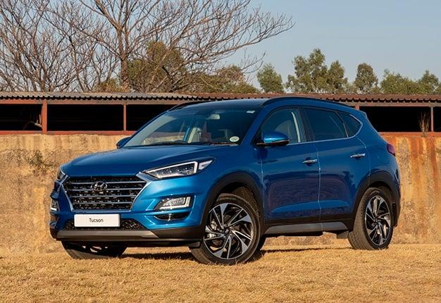 Hyundai tweaks Creta, Tucson SUVs in SA: New design, updated