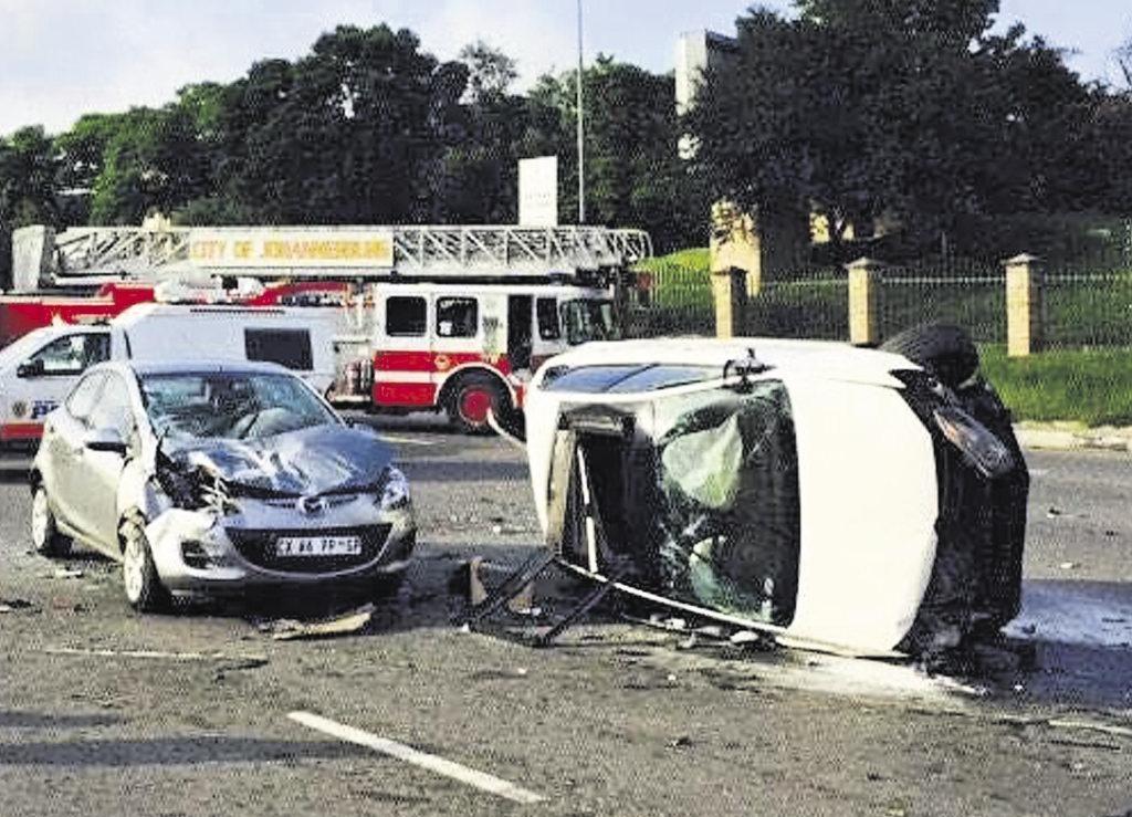 Simba Car Crash Images