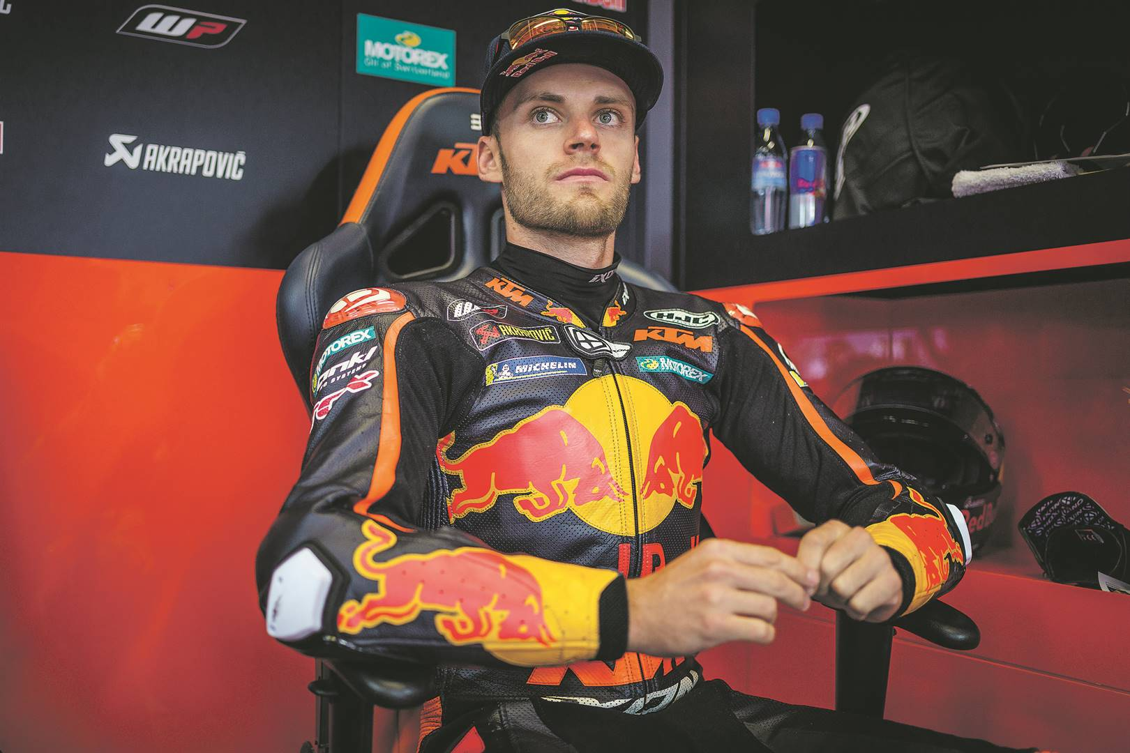 front seat Brad Binder has endeared himself to South Africans. Picture: Philip Platzer / Red Bull Content Pool