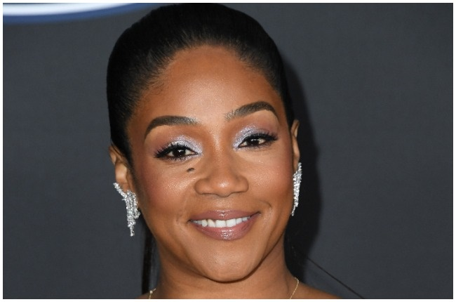 Comedian, Tiffany Haddish recently did the big chop in an Instagram Live video.
