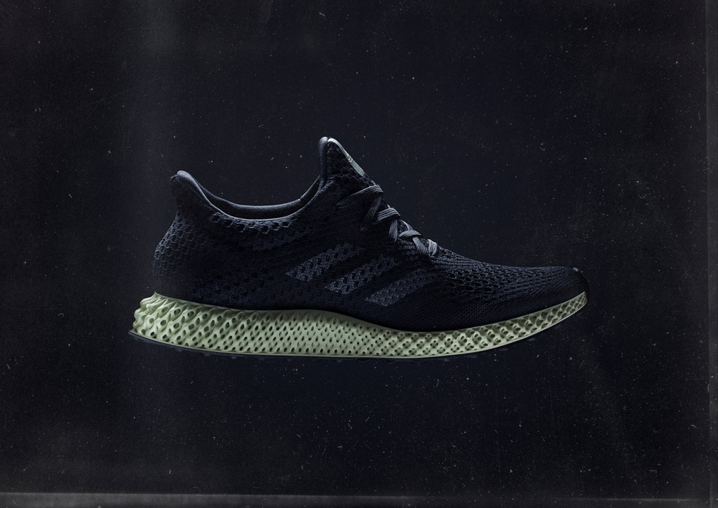cf52d2a55057b6 Watch  Adidas  new 3D-printed shoe can be shaped according to your feet
