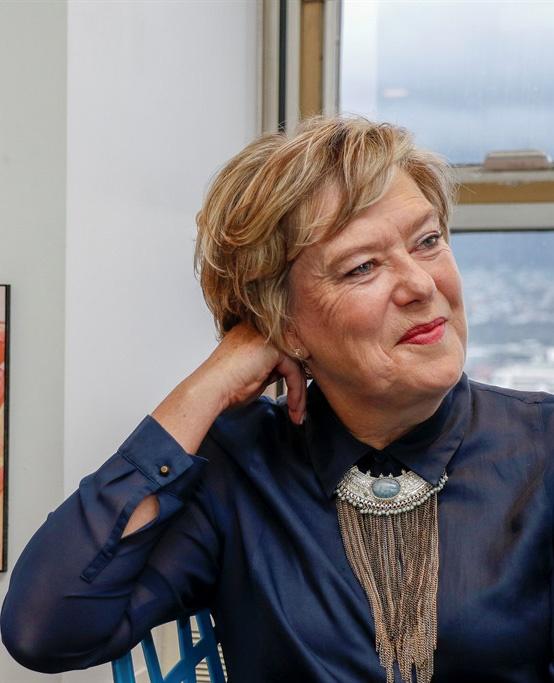 Editorial independence is sacrosanct - Esmaré Weideman