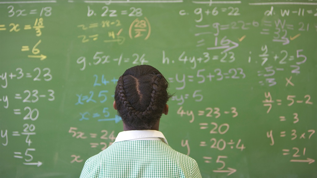 Mathematics is much more than numbers. Picture: Getty Images