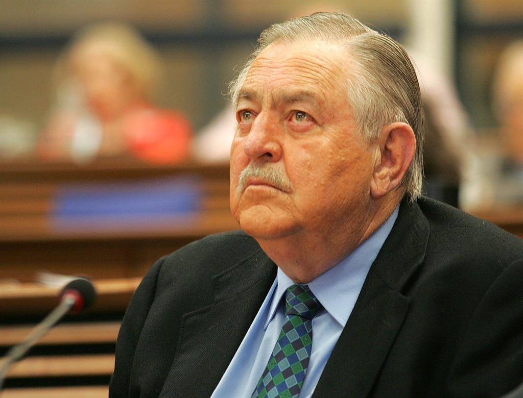 Pik Botha Through The Ages His Life In Pictures