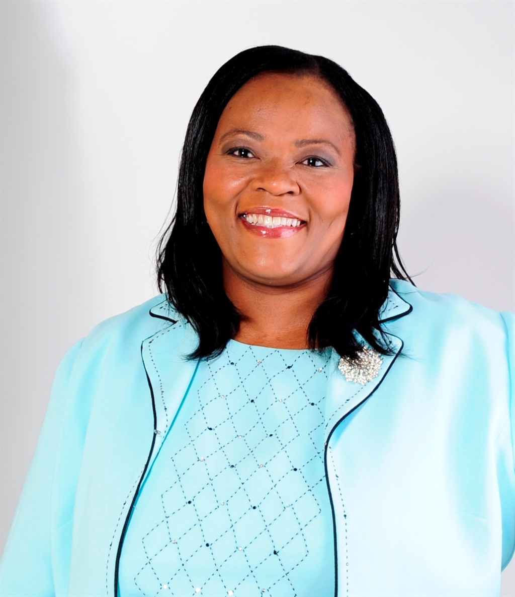 Technical executive of the South African Institute of Professional Accountants', Faith Ngwenya.
