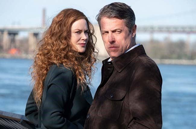 Nicole Kidman and Hugh Grant in The Undoing.