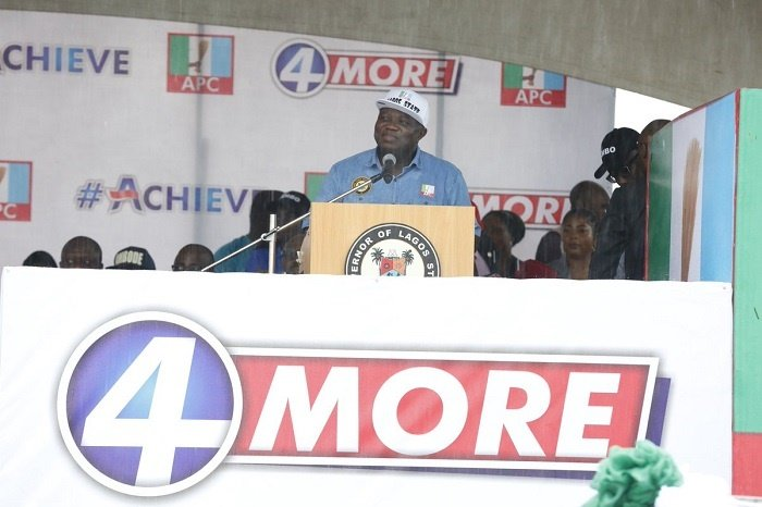 Ambode declaring for second term